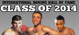 Oscar De La Hoya, Joe Calzaghe, Felix Trinidad Among Others Inducted Into 2014 International Boxing Hall Of Fame