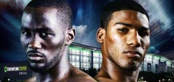 Terence Crawford vs Yuriorkis Gamboa Results