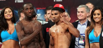 Terence Crawford vs Yuriorkis Gamboa: Both Men Make Weight But Who Will Emerge Victorious?