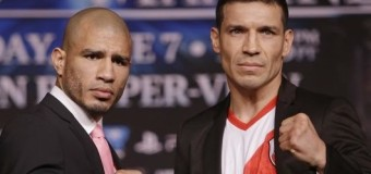 Did Miguel Cotto and Sergio Martinez Make Weight For Middleweight Showdown?