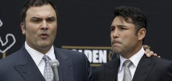 Oscar De La Hoya And His Golden Boy Promotions Seeking $50 Million In Damages From Richard Schaefer