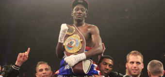 Terence Crawford Thrills Omaha Fans In Knockout of Yuriorkis Gamboa