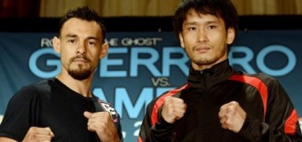 Showtime Boxing, Golden Boy Promotions, Robert Guerrero, and Yoshihiro Kamegai Put On Quite A Show For Combat Sports Fans All Over The World