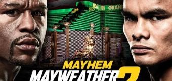 Mayweather vs. Maidana 2 Press Conference Tour Photo Gallery