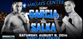 Showtime Boxing: Danny Garcia, Lamont Peterson, and Daniel Jacobs In Brooklyn Boxing Event