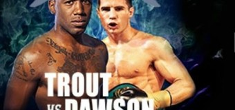 ESPN Boxing: Austin Trout Survives Two Knockdowns To Outlast Aussie, Daniel Dawson