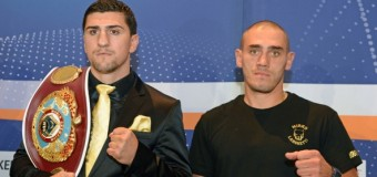 Marco Huck Looking To Tie Pro Boxing Record Of Cruiserweight Johnny Nelson