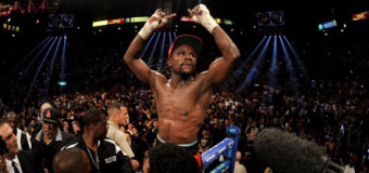 Floyd Mayweather, Jr. Defeats Marcos Maidana Without Much Controversy In Rematch