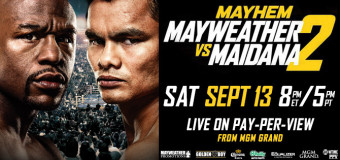 Floyd Mayweather vs Marcos Maidana Live PPV Results