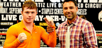Breaking News: Canelo Alvarez And Golden Boy Promotions Team Up With HBO In Multi Fight Deal