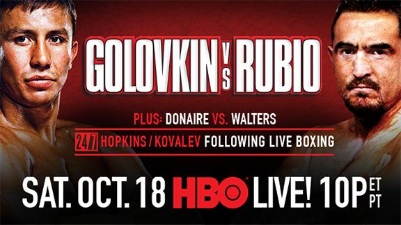 Golovkin-Rubio