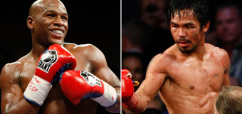 Manny Pacquiao agrees to terms for fight against Floyd Mayweather