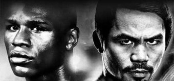Manny Pacquiao All Set To Face Floyd Mayweather On May 02, 2015