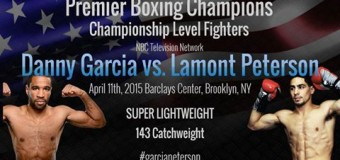 Premier Boxing Champions: Danny Garcia Wins Majority Decision Against Lamont Peterson On NBC