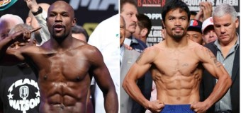 Floyd Mayweather Jr.'s Fight Plan Against Manny Pacquiao
