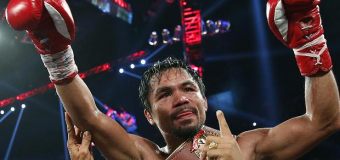 Manny Pacquiao Dominates Timothy Bradley In 12 Round Decision In His Final Fight