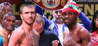 Vasyl Lomachenko Inches Himself Closer To Greatness By Forcing Nicholas Walters To Quit
