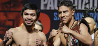 Manny Pacquiao Easily Defeats Jessie Vargas Via UD; But Is Pacquiao Still The King?